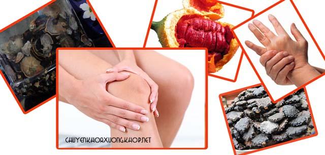 Công dụng của hạt gấc trị đau khớp