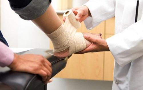 Kết quả hình ảnh cho đau khớp cổ chân