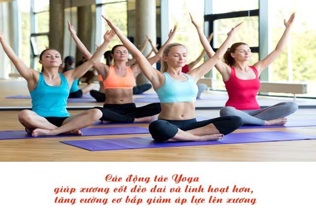 Tập thể dục hỗ trợ phòng ngừa tê phong thấp