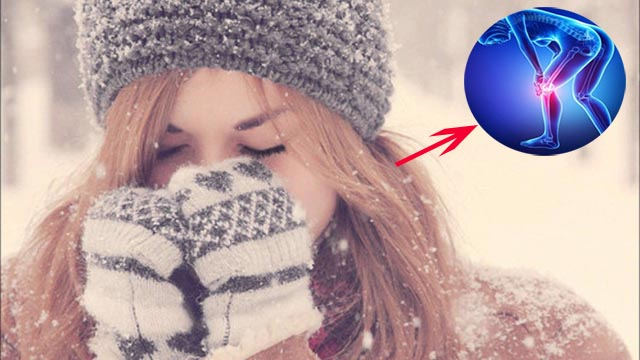 Đau khớp gối khi trời lạnh dấu hiệu phong thấp