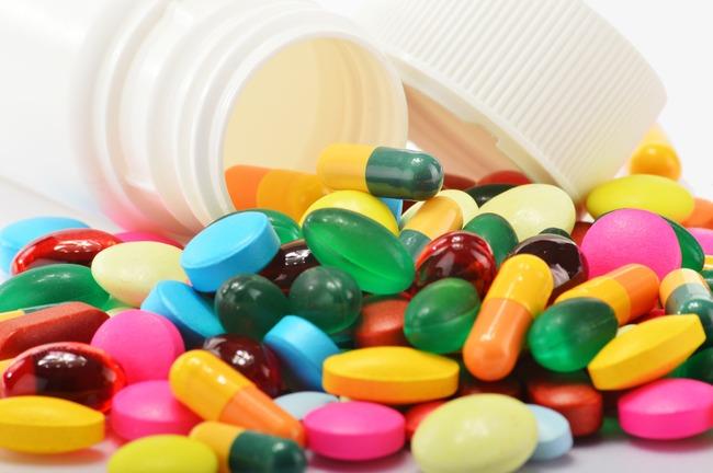 trị thoái hóa cột sống bằng thuốc tây - Thuốc trị thoái hóa cột sống
