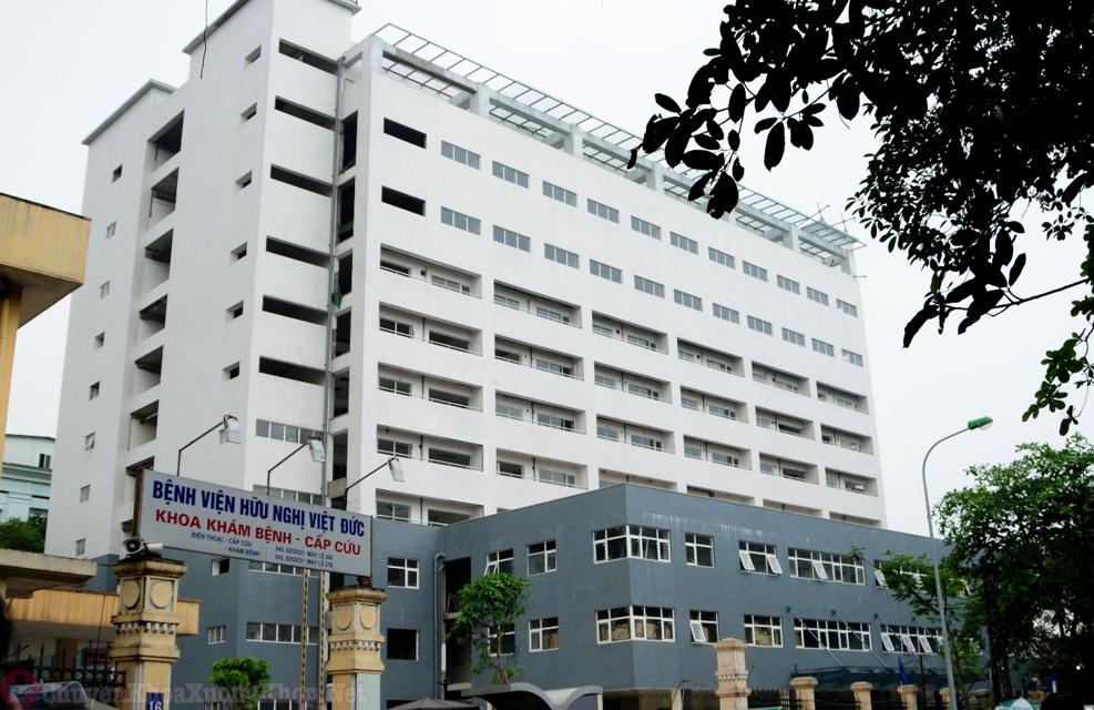 Bệnh viện Việt Đức chữa bệnh thoát vị đĩa đệm bằng laser