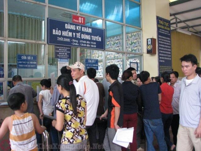 Lưu ý khi khám chữa bệnh tại bệnh viện Việt Đức
