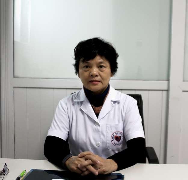 PGS.BS. Vũ Thanh Thủy (Khoa Cơ Xương Khớp, bệnh viện Bạch Mai, Hà Nội)