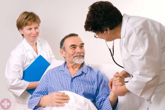 Người bệnh nhanh chóng phục hồi sức khỏe sau phẫu thuật