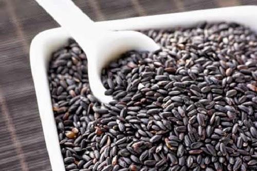 Nguyên liệu mè đen