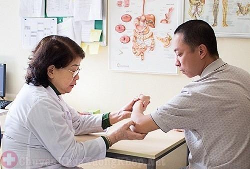 Triệu chứng thoái hóa khớp cần lưu ý