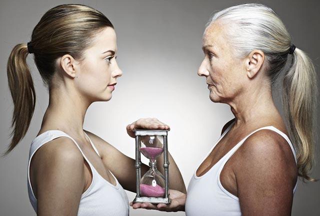 Tuổi tác gây thoái hóa xương khớp