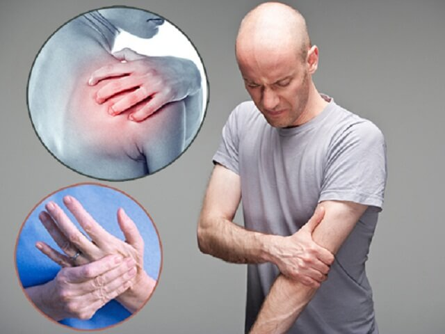 6 triệu chứng thoái hóa khớp vai không nên chủ quan