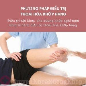 Phương pháp điều trị thoái hóa khớp háng tốt hiện nay