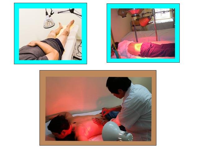 Điện trị liệu chữa thoát vị đĩa đệm cột sống thắt lưng