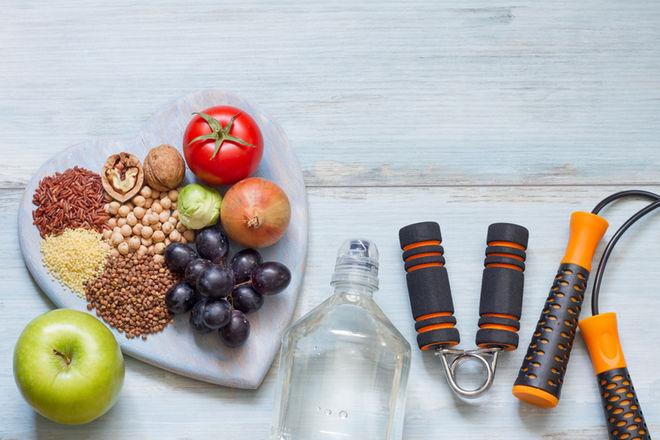 Cần cân bằng giữa chế độ luyện tập và dinh dưỡng
