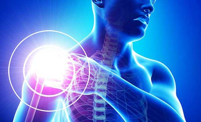 Trật khớp vai dẫn đến đau buốt khớp vai