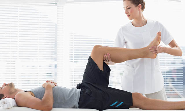 Vật lý trị liệu chữa gai đôi cột sống