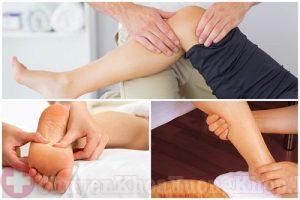 Bí quyết bấm huyệt trị đau khớp gối đơn giản ai cũng có thể làm