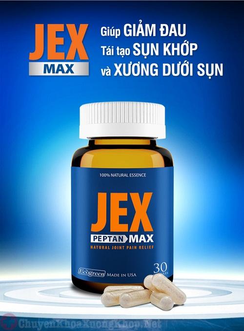 Đánh giá thuốc jex max có tốt không? Giá bao nhiêu? Mua ở đâu