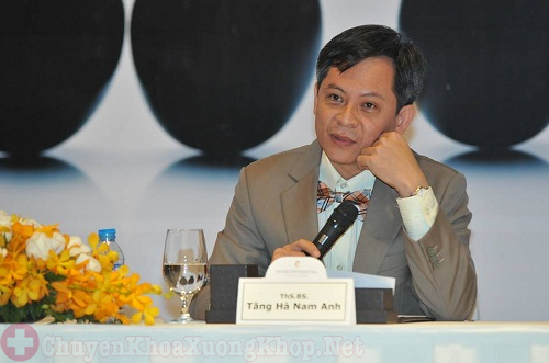 Địa chỉ phòng khám bác sĩ Tăng Hà Nam Anh và lịch làm việc