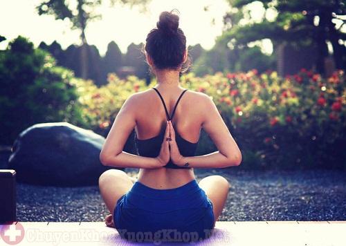 Khám phá 8 bài tập yoga chữa đau vai gáy ngay tức thì tại nhà