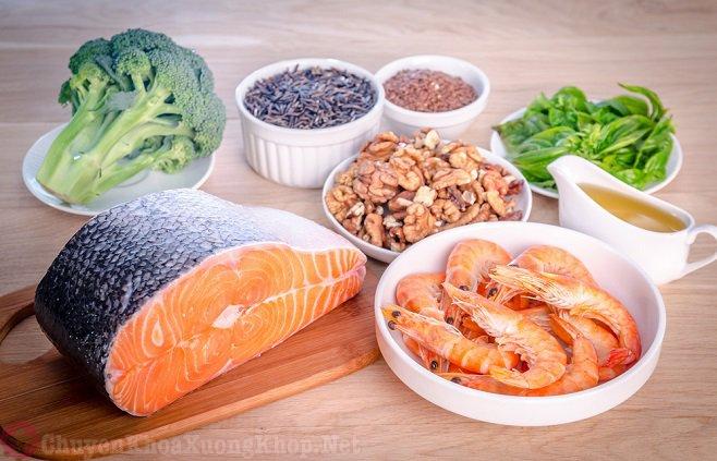 Khi bị viêm khớp háng nên ăn gì giúp giảm đau nhanh hiệu quả