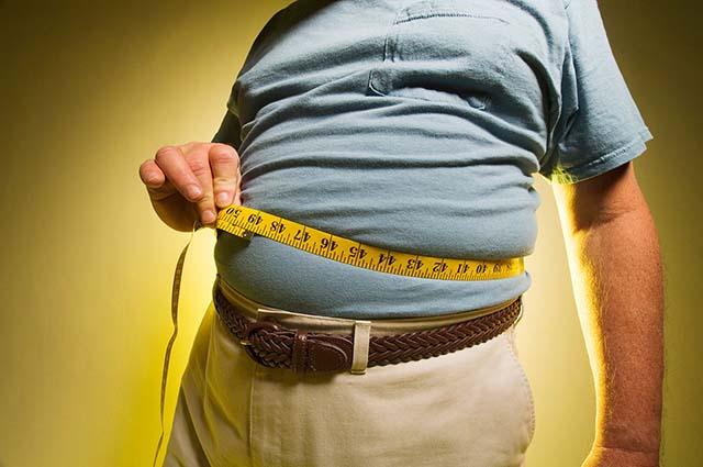 Dư thừa trọng lượng gây thoái hóa khớp gối