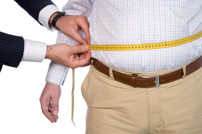 Thừa cân ảnh hưởng xấu đến sức khỏe của bệnh nhân