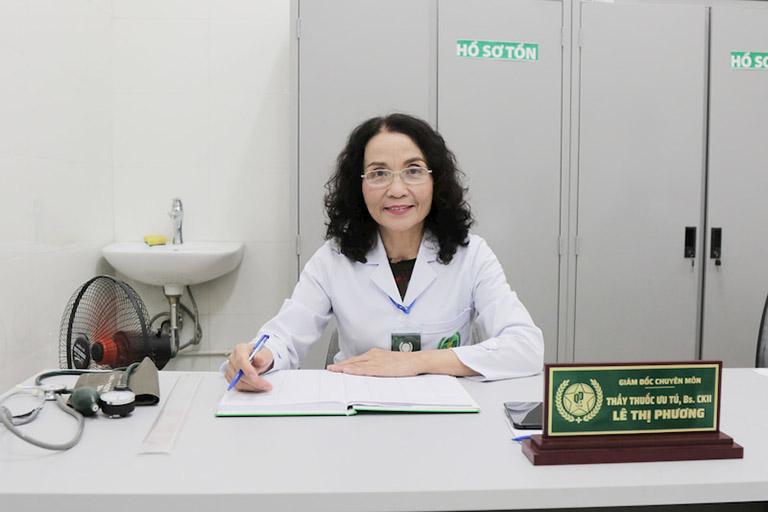 Bác sĩ Lê Phương - Người sáng chế ra bài thuốc Cốt Vương thần hiệu thang