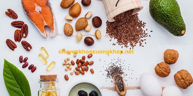 Omega - 6 người bị đau khớp gối không nên ăn
