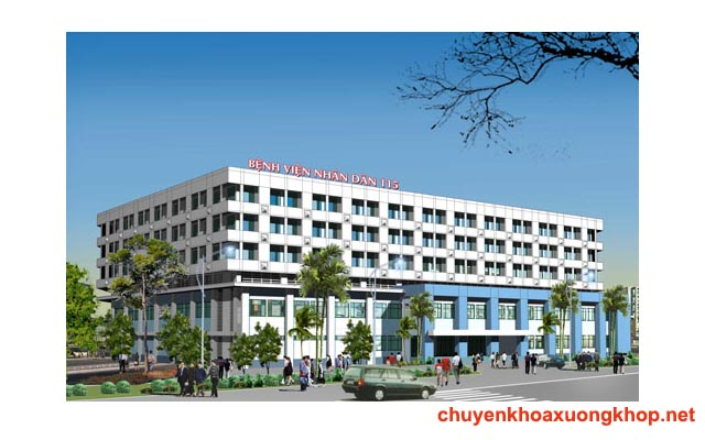 Bệnh viện Nhân dân 115