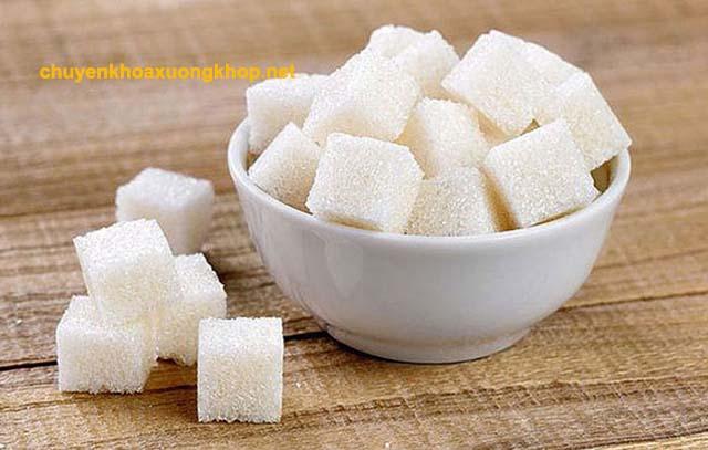 Đau khớp gối không nên ăn đường - đau khớp gối không nên ăn gì