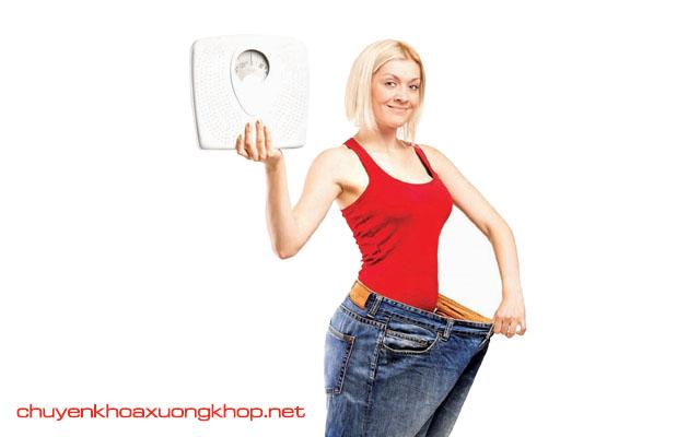Giảm cân biện pháp phòng ngừa bệnh tái phát sau phẫu thuật thay khớp háng
