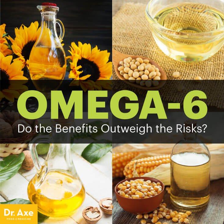 Thực phẩm chứa nhiều omega 6