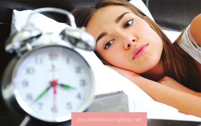 Rối loạn giấc ngủ - Biến chứng thoái hóa khớp
