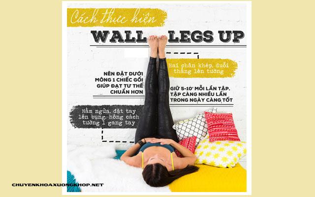 Các bài tập thể dục chữa đau lưng hiệu quả