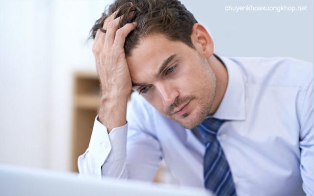 Giảm stress, căng thẳng là cách phòng bệnh đau lưng hiệu quả