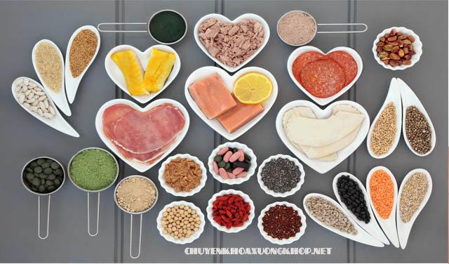 Chế độ ăn uống cho người bị viêm khớp dạng thấp