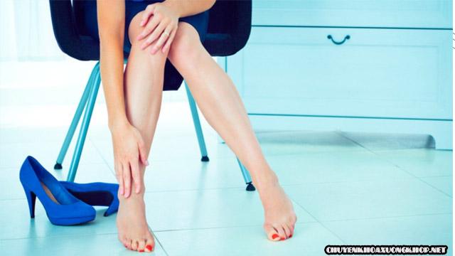 Nguyên nhân gây bệnh xương khớp ở phụ nữ