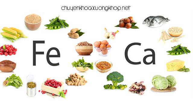Thiếu chất dinh dưỡng - nguyên nhân bị thoái hóa đốt sống cổ