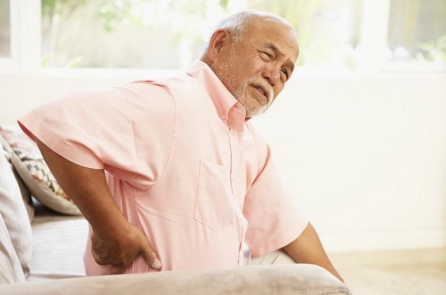 Bệnh xương khớp ở người già