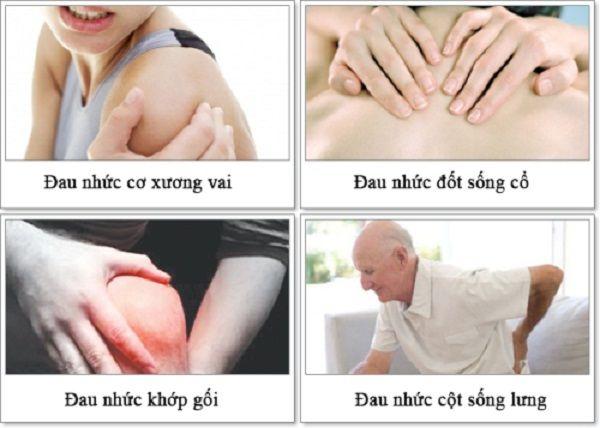 Các dạng viêm đau khớp thường gặp